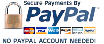 PayPal account not required for purchases!!!